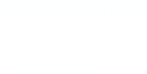 Corporate INTL : Legal Awards Winner