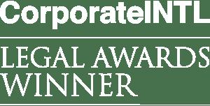 Corporate INTL : Legal Awards Winner